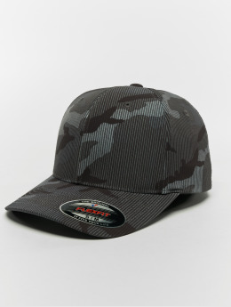 Flexfit Lastebilsjåfør- / flexfitted caps Camo Stripe kamuflasje