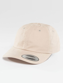Flexfit Snapback Cap Low Profile Washed beige