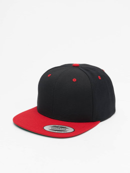Flexfit Snapback Cap Classic Two Tone black