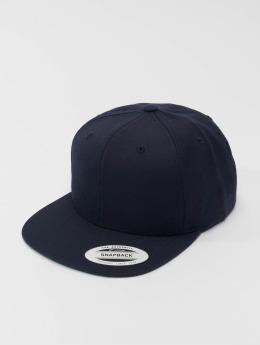 Flexfit Snapback Cap Classic blau