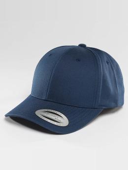 Flexfit snapback cap Curved Classic blauw