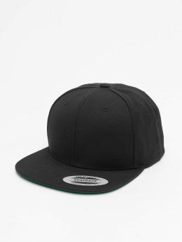 Flexfit Snapback Cap Classic  nero