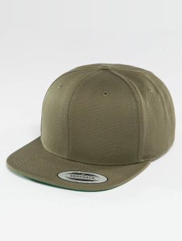 Flexfit Snapback Cap Classic oliva