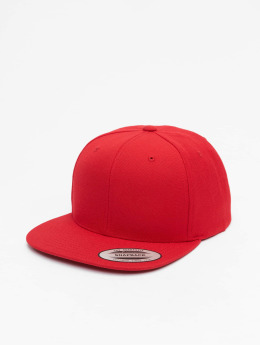 Flexfit Snapback Cap Classic  red