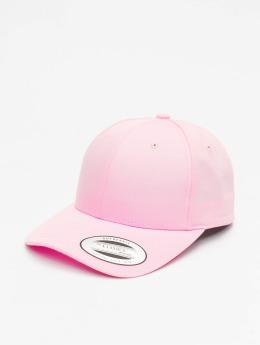 Flexfit Snapback Cap Classic rosa