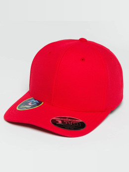 Flexfit Snapback Cap 110 Cool & Dry Mini Pique rot