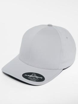 Flexfit Snapback Cap Delta silberfarben