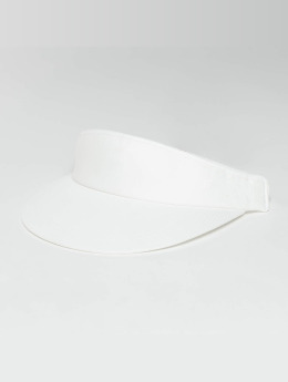 Flexfit snapback cap Flat Round Visor wit
