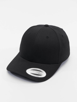 Flexfit snapback cap Curved Bandana Tie zwart