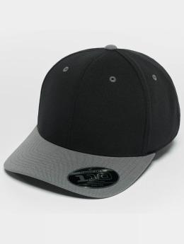 Flexfit snapback cap 110 Pro-Formance 2-Tone zwart