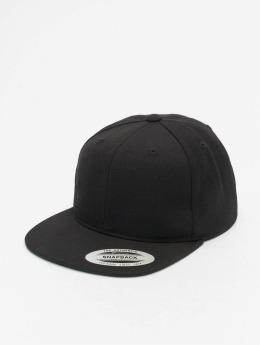 Flexfit Snapback Caps Classic  čern