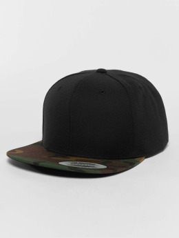 Flexfit Snapback Caps Classic 2-Tone Camo camouflage