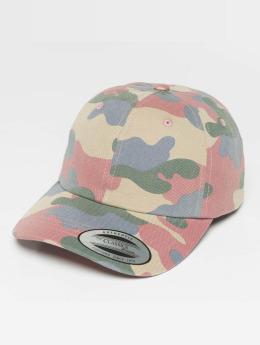 Flexfit Snapback Caps Low Profile Cotton Camo camouflage