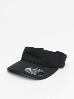 Flexfit Snapback Caps Visor musta
