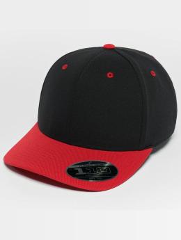 Flexfit Snapback Caps 110 Pro-Formance 2-Tone musta