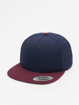 Flexfit Snapback Caps Classic Two Tone niebieski