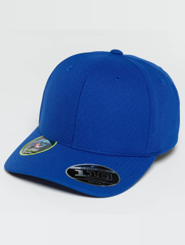 Flexfit Snapback Caps 110 Cool & Dry Mini Pique sininen