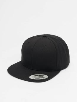 Flexfit Snapbackkeps Classic svart