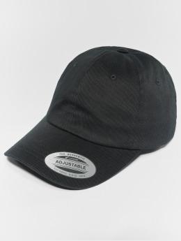 Flexfit Snapbackkeps Low Profile svart