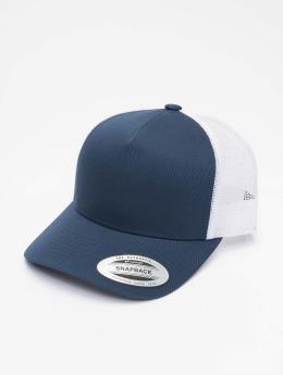 Flexfit Trucker Cap 2-Tone Retro blau