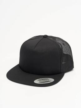 Flexfit Trucker Cap Foam schwarz