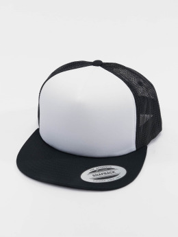 Flexfit trucker cap Foam zwart