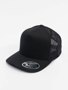 Flexfit trucker cap 110 Trucker zwart