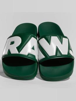 G-Star Footwear Žabky Footwear Cart Slides II zelená