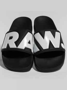 G-Star Footwear Шлёпанцы Cart Slides II черный