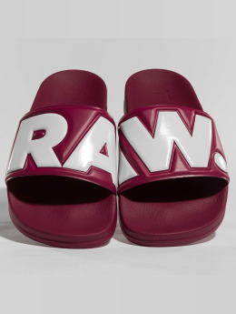 G-Star Footwear Claquettes & Sandales Cart Slides II pourpre