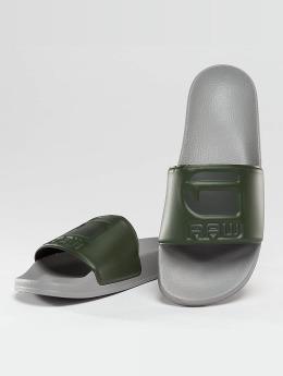 G-Star Footwear Sandalen Cart Slide grau