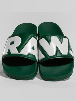 G-Star Footwear Sandalen Footwear Cart Slides II grün