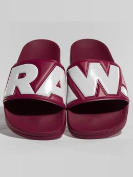 G-Star Footwear Slipper/Sandaal Cart Slides II paars