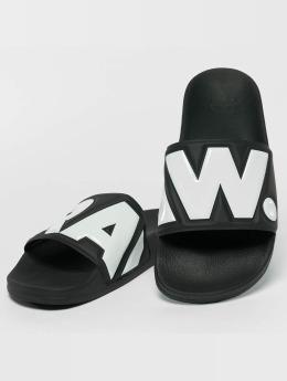 G-Star Footwear Slipper/Sandaal Footwear Cart II zwart