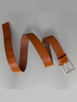 G-Star Gürtel Duko Cuba Leather braun