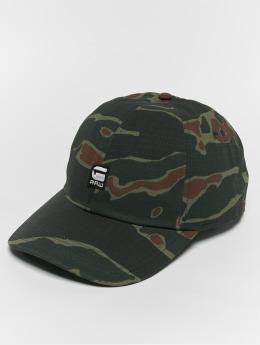 G-Star Snapback Caps Avernus vihreä