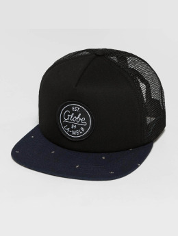 Globe Casquette Trucker mesh Expedition II indigo