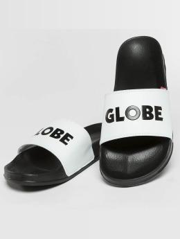 Globe Claquettes & Sandales Unfazed blanc