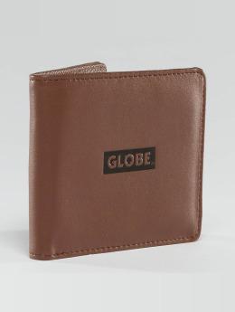 Globe portemonnee Corroded II bruin