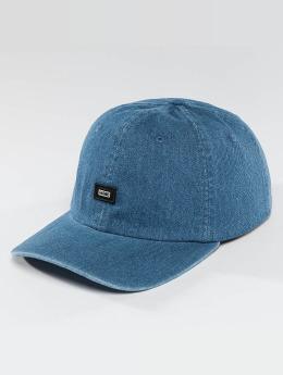 Globe snapback cap Porter blauw