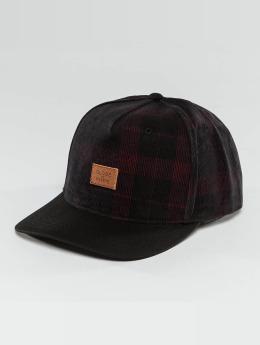 Globe snapback cap Drizabone rood