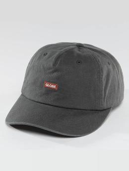 Globe Snapback Cap Dreamer Low Rise schwarz
