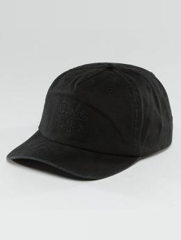 Globe snapback cap Myles zwart
