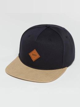 Globe Snapback Caps Gladstone II harmaa