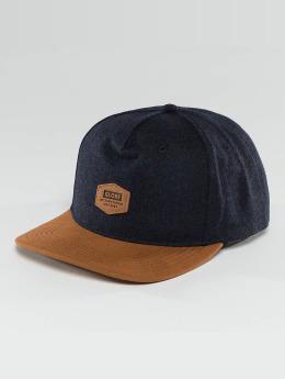 Globe Snapback Caps Woodford indigonsininen