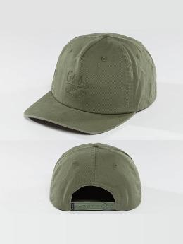 Globe Snapback Caps Myles vihreä