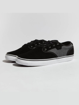 Globe sneaker Motley zwart
