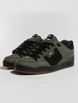 Globe Sneakers Fusion olivová
