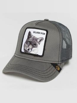 Goorin Bros. Casquette Trucker mesh Silver_Fox gris