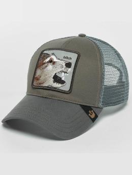 Goorin Bros. Casquette Trucker mesh Lassy gris